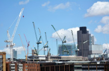 Reaction to ONS construction industry output figures for September
