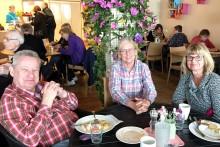 Seniorrestaurangen på Fyrishov är en succé