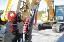 Rototilt lanserar egna maskinfästen på MaskinExpo