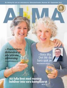 Alma - Blomsterfondens medlemstidning nr. 35
