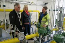 Bayernwerk macht das Gasnetz in Irchenrieth zukunftssicher