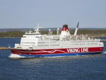2018 ett rekordår för Viking Lines Rosella