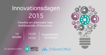 MDS Digital Solutions anordnar Innovationsdag den 14 oktober