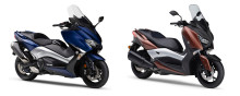 Yamaha Motor Wins Seventh Consecutive Red Dot Award - Third Design Award for TMAX530 & XMAX 300 -