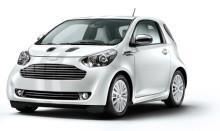 Aston Martin väljer Bridgestone Ecopia-däck för nya citybilen Cygnet