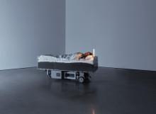 Sov över på Bonniers Konsthall