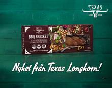 NYHET Texas Longhorn BBQ Brisket