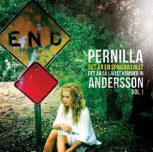 """Pernilla Andersson går direkt in på Topplistans 2:a plats med nya albumet """"Det är en spricka i allt det är så ljuset kommer in Vol. 1"""""""
