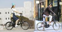 電動アシスト自転車「PAS CITY-C」「PAS CITY-X」を発売 カジュアル&スタイリッシュデザインの20型コンパクトモデル 新開発の液晶5ファンクションメーターと12.3Ah大容量バッテリーを搭載
