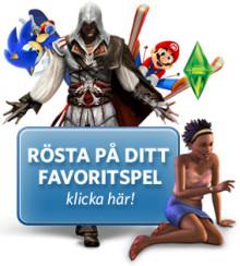 Rösta fram årets spel 2009 på Pricerunner