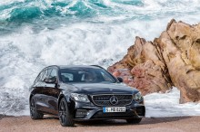 Mercedes ökade mest bland de stora under 2016