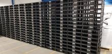 SRS lanserar ny halvpall tillverkad av kasserade pallar