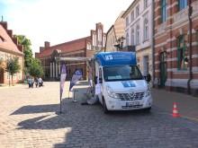 Beratungsmobil der Unabhängigen Patientenberatung kommt am 17. September nach Parchim.