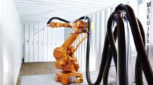 IBC ROBOTICS får besök av internationella investerare