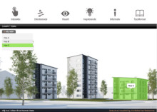 HusmanHagberg väljer DIAKRITS digitala lösning för presentation av nyproduktionsprojekt - för snabbare och smidigare process