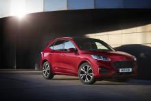 Topkarakter i sikkerhed til den nye Ford Kuga