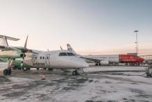 Booking av kombinasjons reiser med Norwegian og Widerøe  i dag