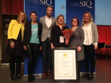 Vittra Vallentuna fick SIQ:s kvalitetsutmärkelse Bättre Skola