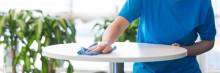 Mikrokuitupyyhkeet ja mopinpesukoneen käyttö - katso uudet Puhtausklinikka-jaksomme!