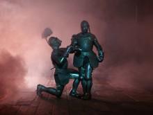 Nadita/ Chivalry is dead – två annorlunda dansföreställningar under samma kväll