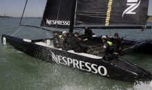 Nespresso & Emirates Team New Zealand