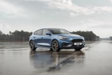 280 hk i ny Focus ST – en kompromisløs baneracer indtager hverdagen