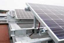 Are asentaa Pohjoismaiden historian suurimman aurinkosähköjärjestelmätoimituksen