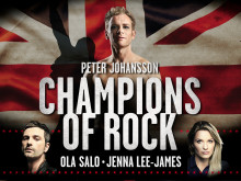 """""""Champions of Rock"""" till Helsingborg"""