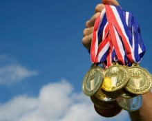 Olympic success boosts public mood and hopes for business success and celebration of role models
