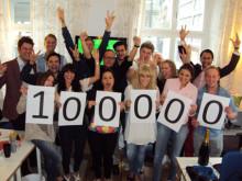 Offerta.se firar 100 000 nöjda användare