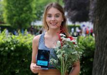 Clara tilldelas nyinstiftat ungdomspris för djurrättsengagemang