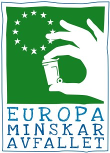 """Fem nominerade till prisutdelningen för bästa projekt i """"Europa minskar avfallet"""""""