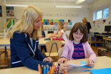 Barnplantorna och Silviaskolan i Hässleholm erbjuder kurs. Forskare möter skola och föräldrar