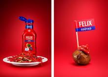 Osötad ketchup från Felix – ny vardagshjälte utan tillsatt socker och sötningsmedel