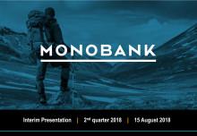 Monobank ASA Q2 2018 Presentation