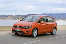 New Volkswagen Golf SV awarded five stars by Euro NCAP