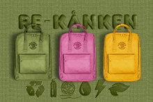 Fjällräven to launch its most sustainable Kånken ever with Re-Kånken