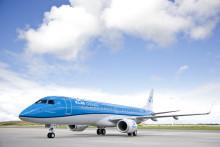 KLM utökar kapaciteten från Linköping City Airport.