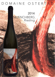 Grand Cru Riesling från Domaine Ostertag