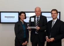 Jungheinrich får pris för ISM Online