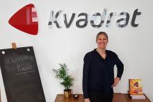 Kvadrat har tilldelats ramavtal med Kammarkollegiet för IT-resurskonsulting för myndigheter i hela Sverige