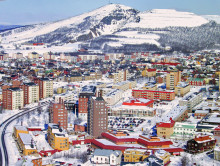 Nya Kirunas handelsplats