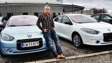 Elbilen Renault Fluence får nyt liv i Danmark