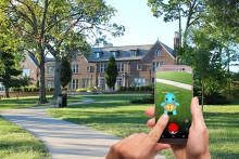 Pokémon Go - förstärkt verklighet i framtiden