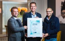 Vant LOS Energy Award: IKEA og Kristiansand best på energisparing