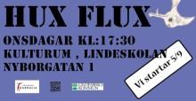 Dags igen för kulturskolans kulturgård Hux Flux