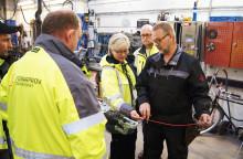 Brenderup Group samarbetar med Trafikverket