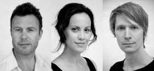 Geir Kvarme, Ingeborg S. Raustøl og Ola G. Furuseth er fast tilsette ved Det Norske Teatret