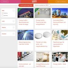 Elrätt Idébanken – nu med 160 smarta ellösningar för fastighetsägare