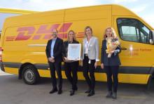 DHL Express nominert til Årets rauseste bedrift
